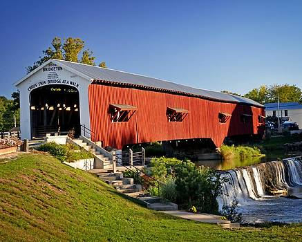 Marty Koch - Bridgeton Covered Bridge 3