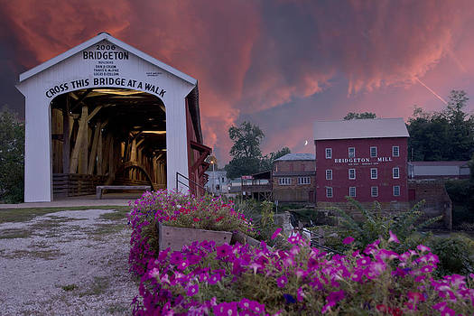 Randall Branham - Bridgeton Mill an Covered Bridge