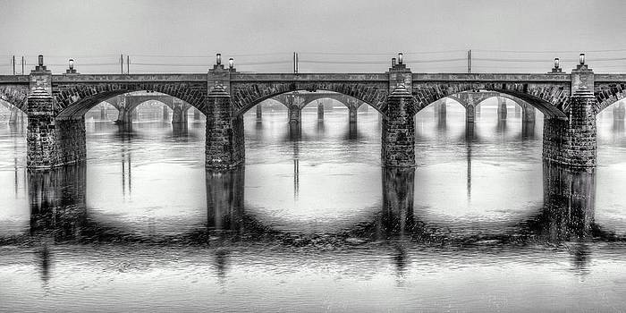 Bridging the Susquehanna  by JC Findley