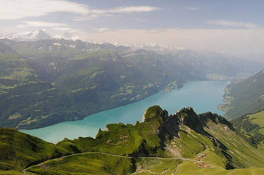 Brienz Rothorn View by Jeremy Voisey