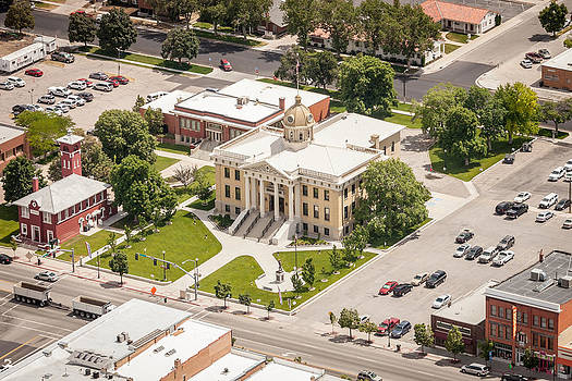 Brigham City Courthouse by John Ferrante
