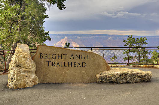 Ricky Barnard - Bright Angel Trailhead