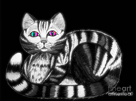 Nick Gustafson - Bright Cat Eyes