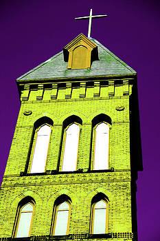 Karol Livote - Bright Cross Tower