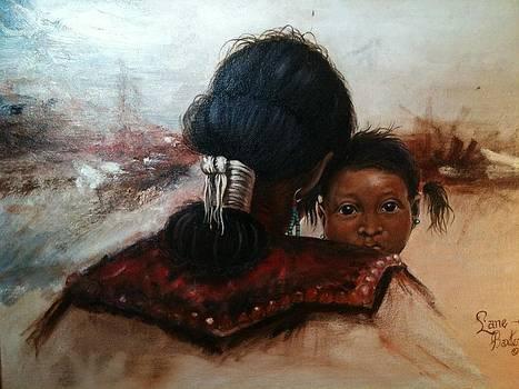 Bright Eyes by Lane Baxter
