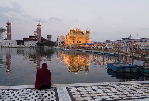 Devinder Sangha - Bright Golden Temple