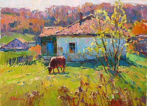 Bright Noon by Aleksander Kryushyn