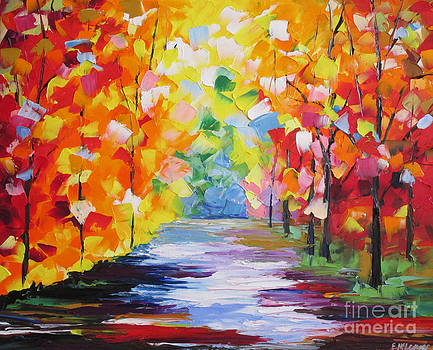 Bright Path by Emily McLemore