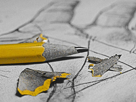Bright Pencil by Harry Emery