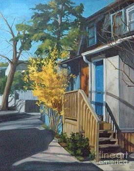 Bright Street by Rita-Anne Piquet