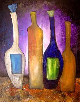 Bright Wines by Gino Savarino