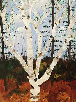 Suzanne  Marie Leclair - Brightest Birch