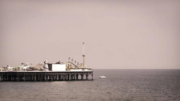 Heather Applegate - Brighton Pier