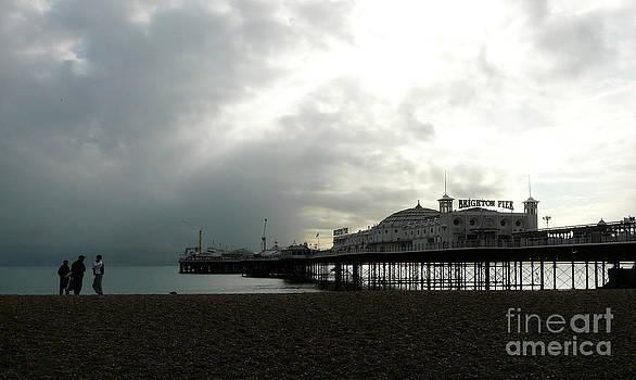 Brighton Pier by John Basford