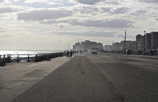 Venetia Featherstone-Witty - Brighton Seafront Promenade