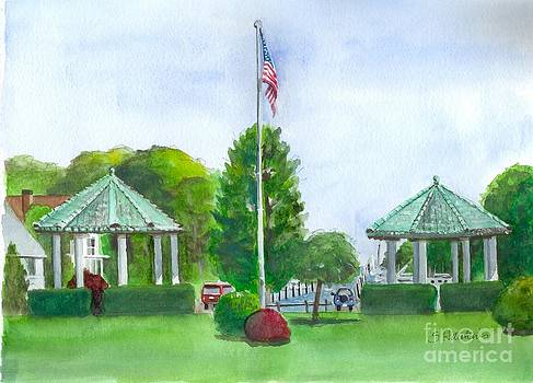 Brightwaters Gazebos by Sheryl Heatherly Hawkins