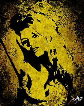 Brigitte Bardot by Bitta -  Silvia Mariottini