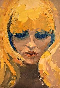 Brigitte - Brigitte Bardot by Khairzul MG