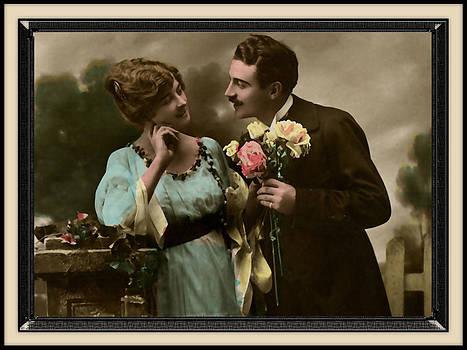 Denise Beverly - Bringing Her Roses