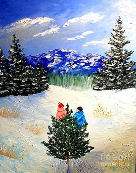 Peggy Miller - Bringing Home the Tree