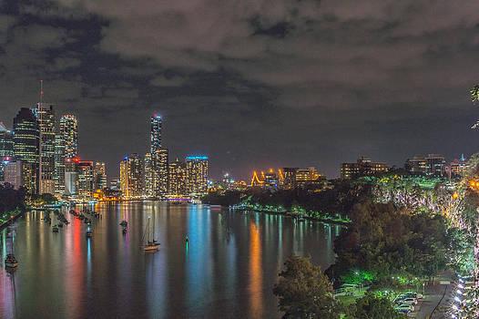 Peter Lombard - Brisbane Cliffs