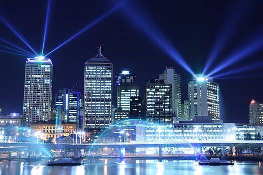 Brisbane Festival by Carl Koenig