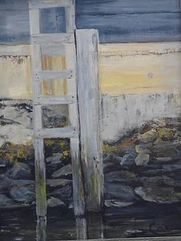 Bristol Docks by Cae Wuerth
