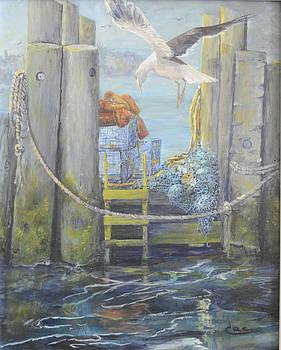 Bristol Docks IV by Cae Wuerth