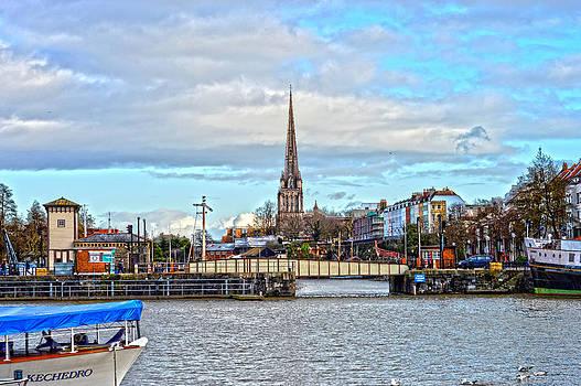 Bishopston Fine Art - Bristol Floating Harbour