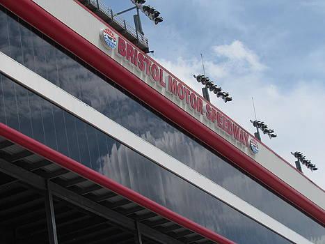 Bristol Motor Speedway by Michael Creamer