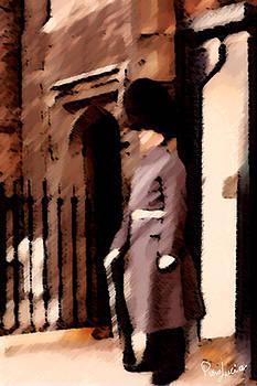 Brit Guard by Piero Lucia