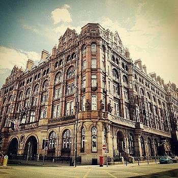 Britain Hotel - Manchester by Abdelrahman Alawwad