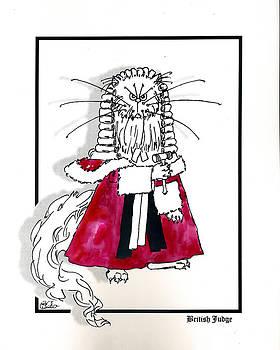 British Judge by Elia Peters