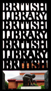 British Library by Brian Orlovich