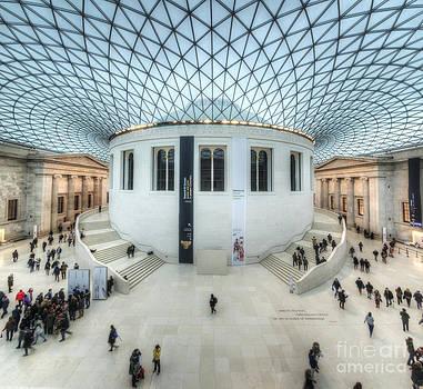 Yhun Suarez - British Museum