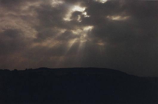 British Sky by Gordon Larson