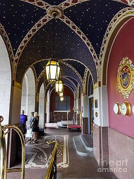 Broadmoor Hotel by David Pettit