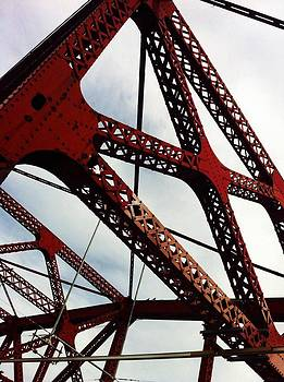 Broadway bridge  by Natalya Karavay