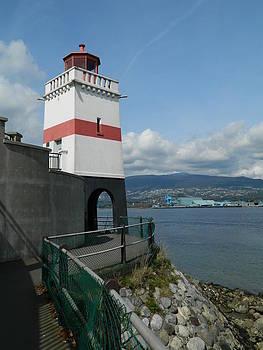 Nicki Bennett - Brockton Point Lighthouse 3