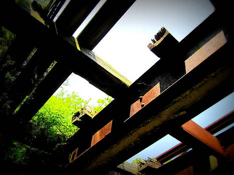 Richard Reeve - Broken Bridge