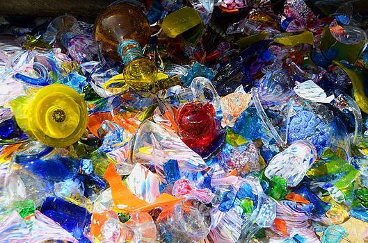 Broken Glass by Melissa Schumacher
