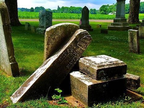 Broken Grave by Mark Malitz