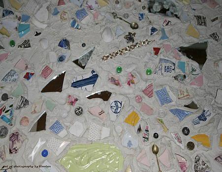 Broken Pieces  by Rebecca Smith