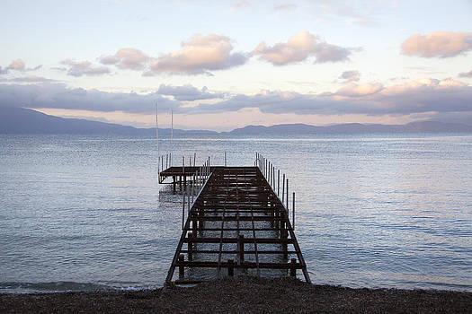 Ramunas Bruzas - Broken Pier
