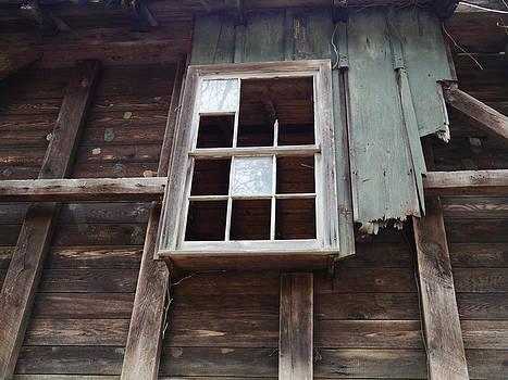 Richard Reeve - Broken Window