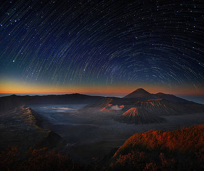 Bromo #2 by Weerapong Chaipuck