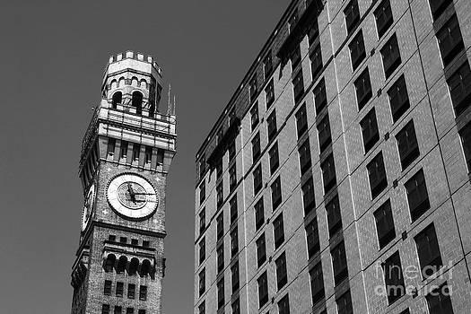James Brunker - Bromo Seltzer Clock Tower