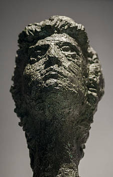 Bronze Head by Floyd Raymer