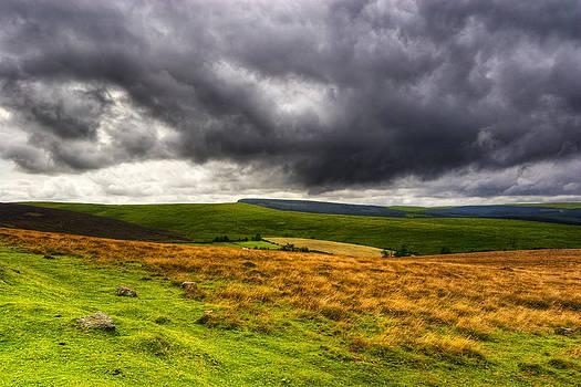 Mark Tisdale - Brooding Landscape Of Dartmoor