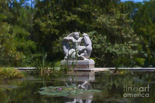 Dale Powell - Brookgreen Gardens Statue